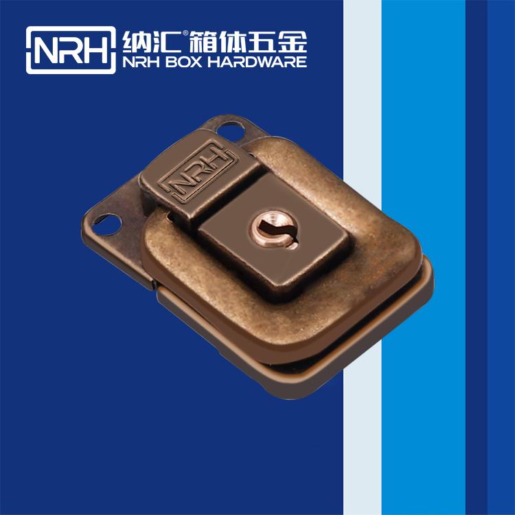 纳汇/NRH  铁质电箱搭扣 6445--40